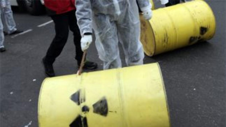 México informó a la OIEA del reciente robo de un camión que transportaba...