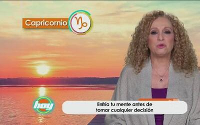 Mizada Capricornio 26 de julio de 2016