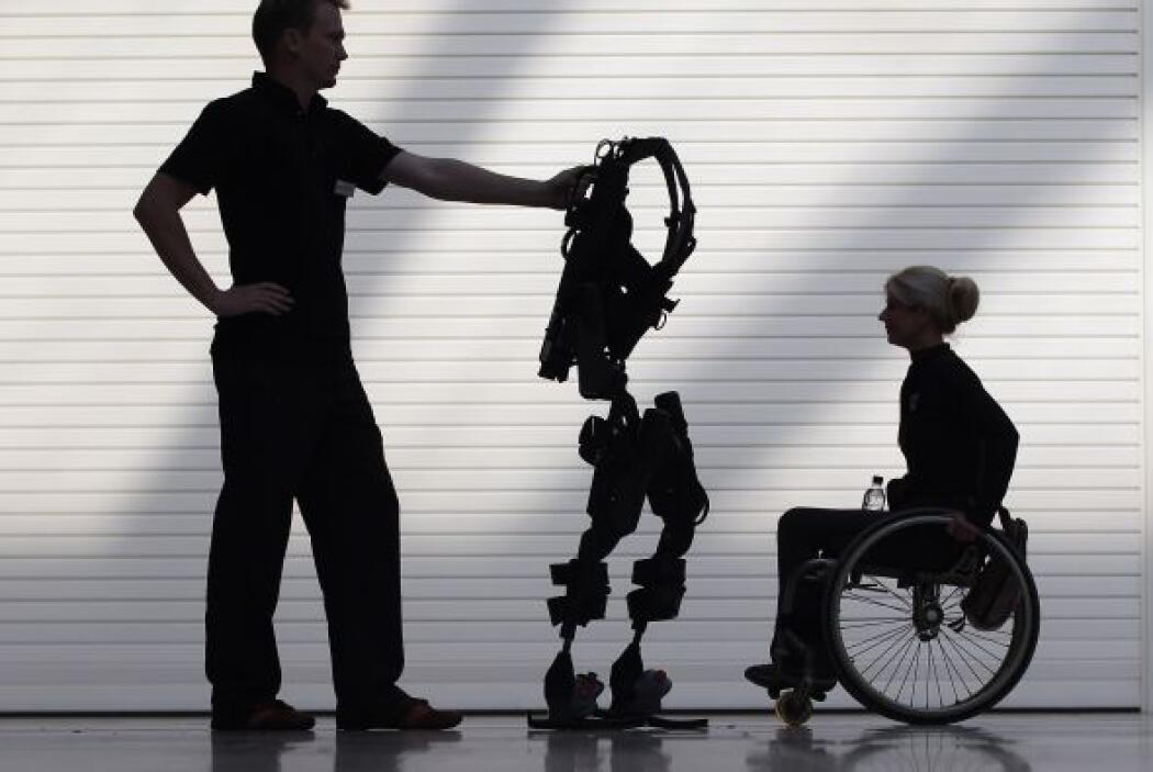 Gracias a una impresora de 3D, los médicos pudieron construirle un exoes...