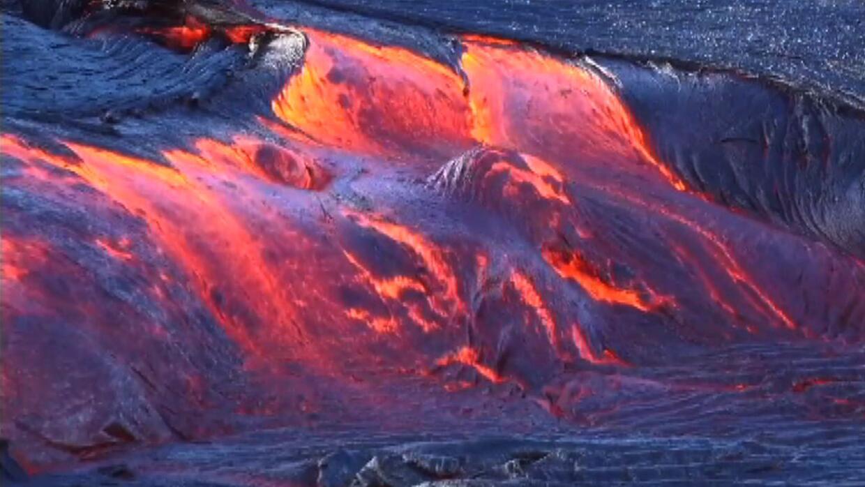 Espectáculo de lava deja el volcán Kilauea