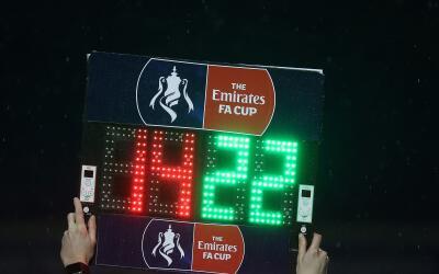Cuarto cambio UEFA