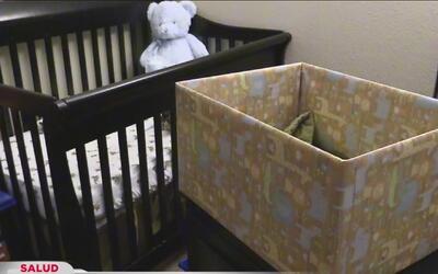 Tendencia de cajas de cartón podría salvar a los bebés de muerte súbita