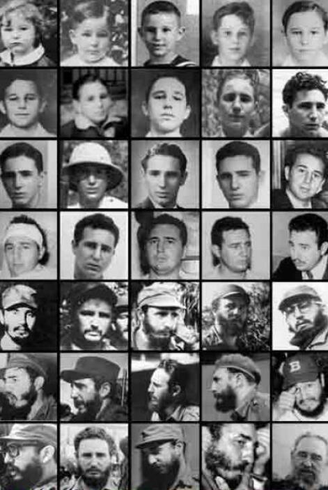 Fidel Alejandro Castro Ruz nació en el barrio de Birán, municipio de May...