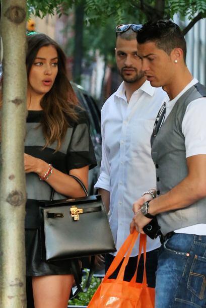 Cristiano Ronaldo pidió permiso para salir de la concentraci&oacu...