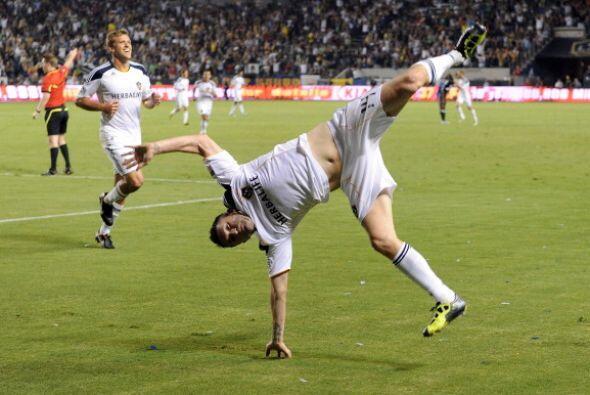 Sin duda, este es un buen presagio para Robbie Keane, quien quiere conve...