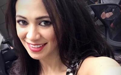 Selfie Carla medrano
