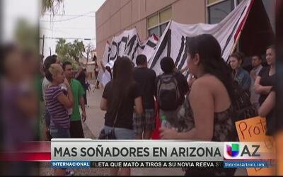 Arizona es el estado de más Dreamers