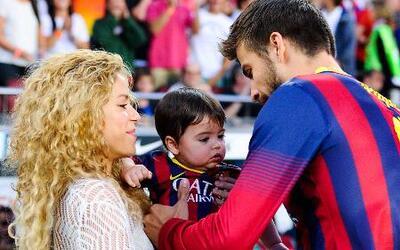 Shakira está lista para hacer público su embarazo