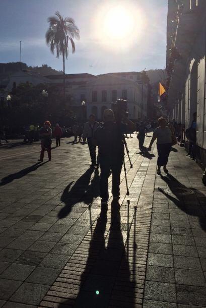 Entre ritos y creencias, los creyentes de Bolivia recibieron al papa Fra...