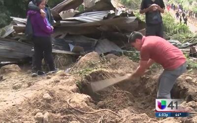Guatemaltecos de New Jersey reaccionan ante tragedia en su país