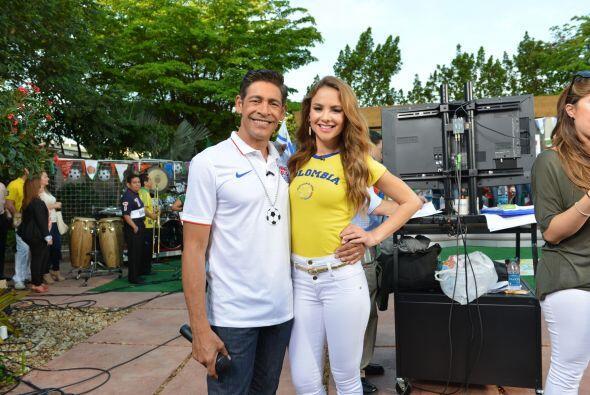 Colombia vs USA, un duelo que saca chispas.