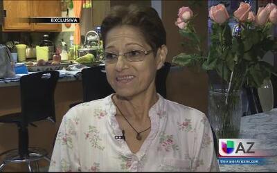 Un trasplante la salvó de la muerte inminente