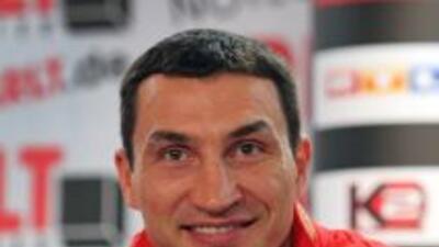 Vladimir Klitschko y David Haye son los mejores pesos pesados del moment...
