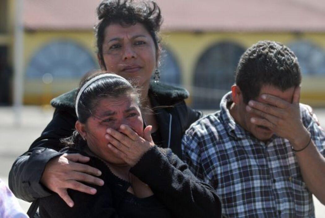 Algunos familiares de las víctimas fueron indemnizados aunque las invest...