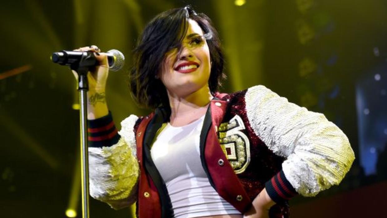 La cantante acudió a urgencias.