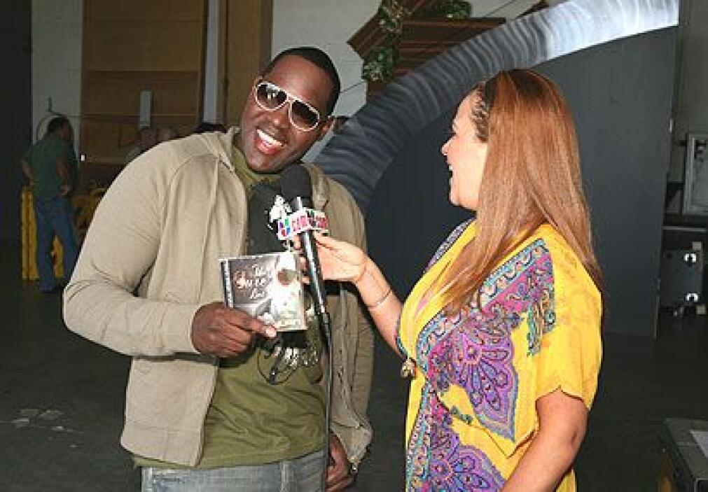 El cantante con raíces dominicanas está estrenando disco.