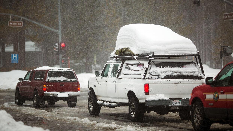 Declaran estado de emergencia en 12 estados por intensas tormentas inver...
