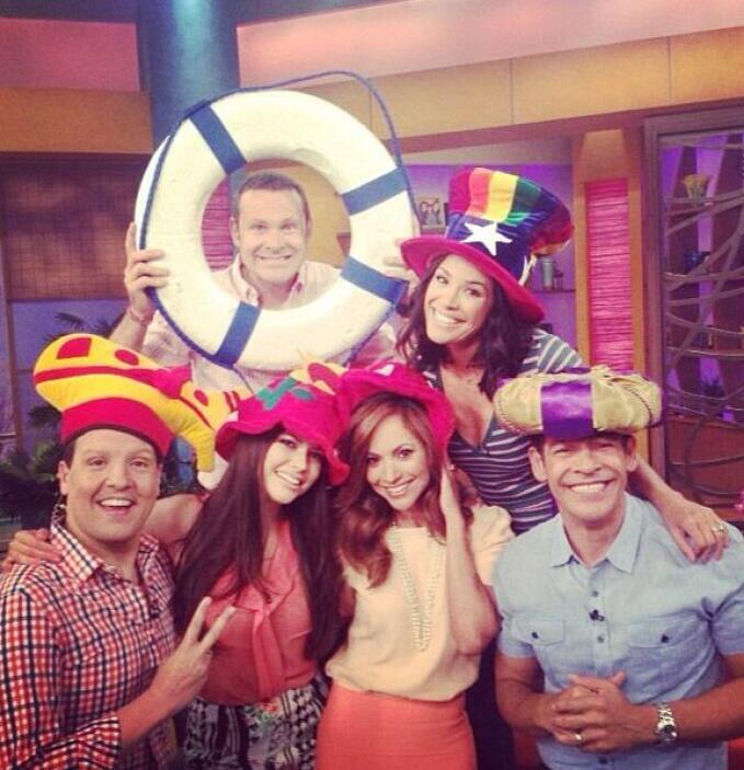 """""""Así celebramos Labor Day en familia"""", compartió Ana Patricia. (Septiemb..."""