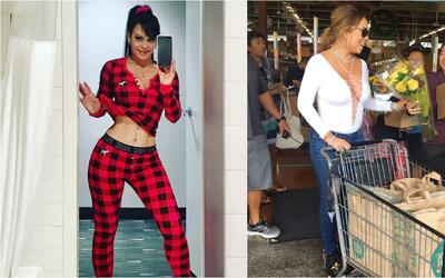 Jomari fue implacable al comentar los 'looks' de Maribel Guardia y Maria...