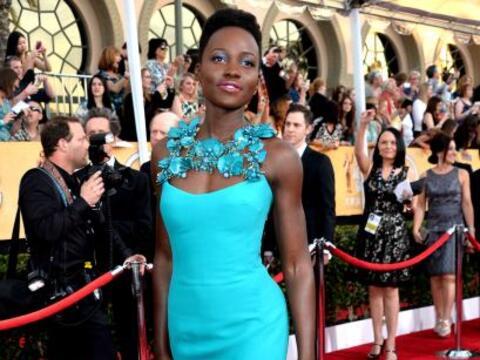 Lupita Nyong'o es sin duda la revolución de Hollywood. La actriz...
