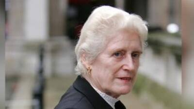 La exjueza británica Elizabeth Butler-Sloss rechazara dirigir la investi...