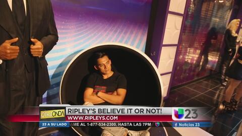 Otra Onda en Noticias 23: Ripley's Believe It or Not