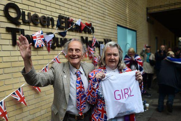 ¡Todo Londres festeja!