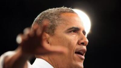 La ventaja que mantiene Obama se amplía en la encuesta publicada el lune...