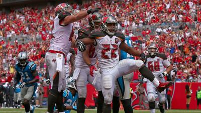 Highlights Temporada 2015 Semana 5: Tampa Bay Buccaneers 38-31 Jacksonvi...