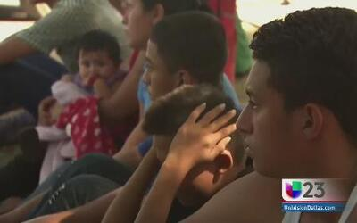 Dallas se prepara para niños inmigrantes