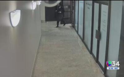 El FBI busca a ladrón de bancos de California