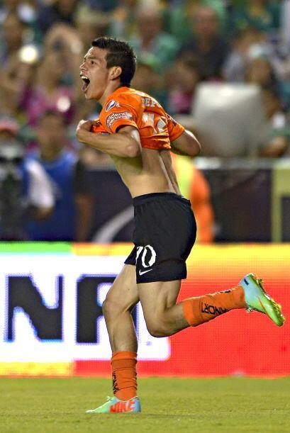 Rodrigo Lozano (8): El joven de Pachuca es una promesa del balompié naci...