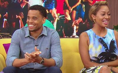 DAM La La Anthony & Michael Ealy - 'Think Like a Man Too'