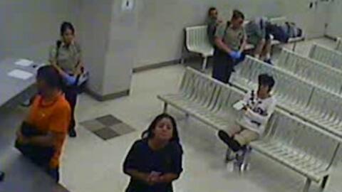 Video de la audiencia de Lisa Luna, la mujer que desnura robó una patrul...