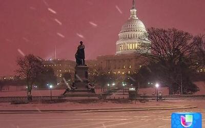 El noreste del país sufre ahora el golpe de otra tormenta invernal