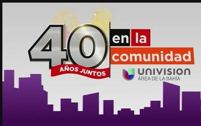 Univision 14 KDTV cumple 40 años