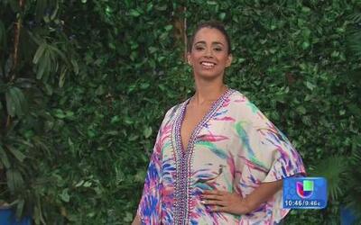 Las túnicas, una prenda muy lucidora en el verano