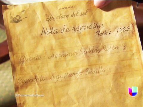 Eres fantástico Diego, ¡encontraste la compra de nota de la...