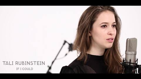 Tali Rubinstein: 'If I Could' (White Sessions)