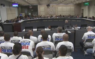 Persiste la crisis del Fondo de Pensiones de Policías y Bomberos de Dallas