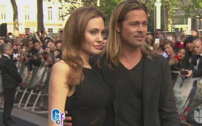 Brad Pitt no ha respondido a la solicitud de divorcio que le hizo Angeli...