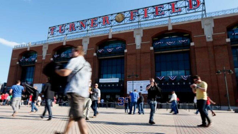 Los Bravos de Atlanta anunciaron que dejarán de jugar en su actual estad...