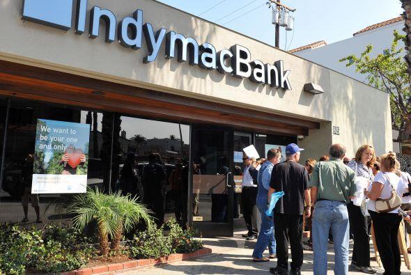 14. Indymac (banco) - 31 julio 2008 - $32,700 millones.