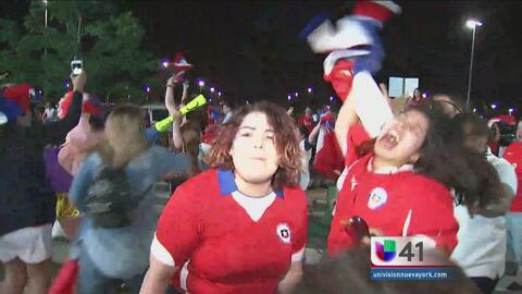 ¡Chile, el campeón del Centenario!