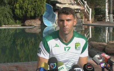 Mauro Boselli: 'El equipo puede jugar mucho mejor'