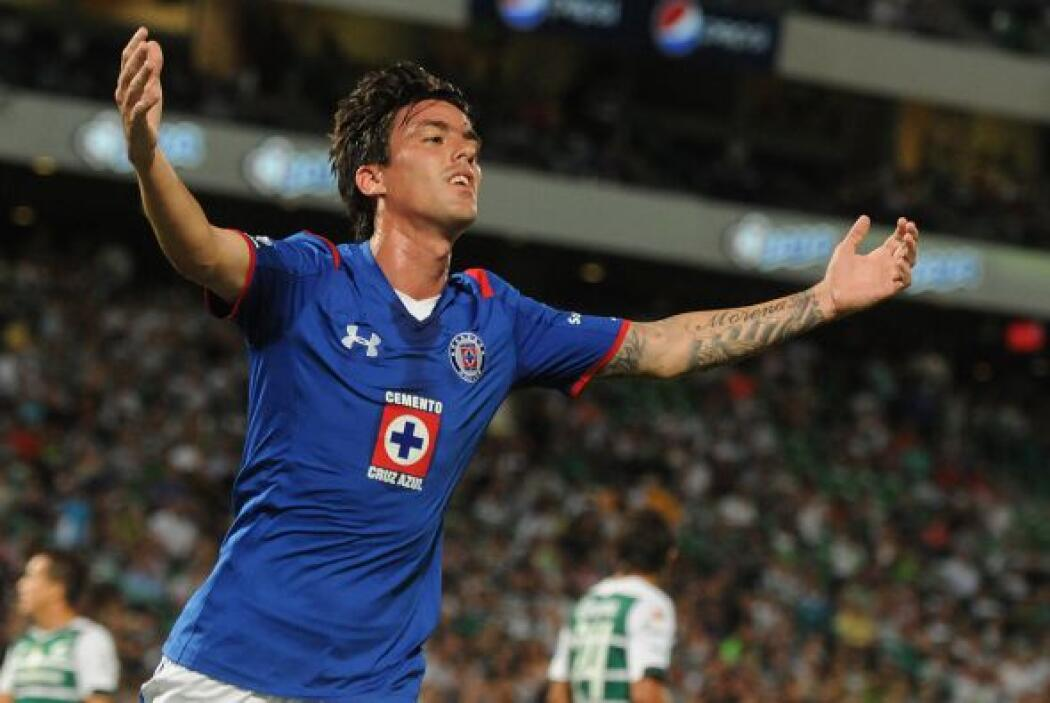 Cruz Azul hasta el momento tiene 2 goles anotados, mismos anotados por G...