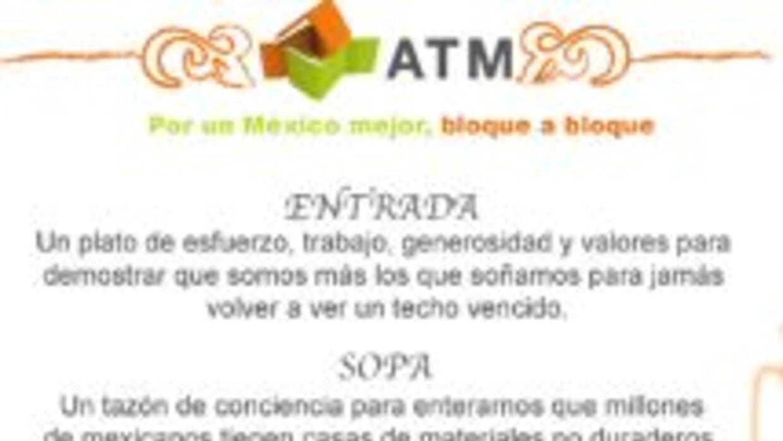 ATM come y ayuda