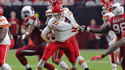 Highlights Semana 14: Kansas City Chiefs vs. Arizona Cardinals