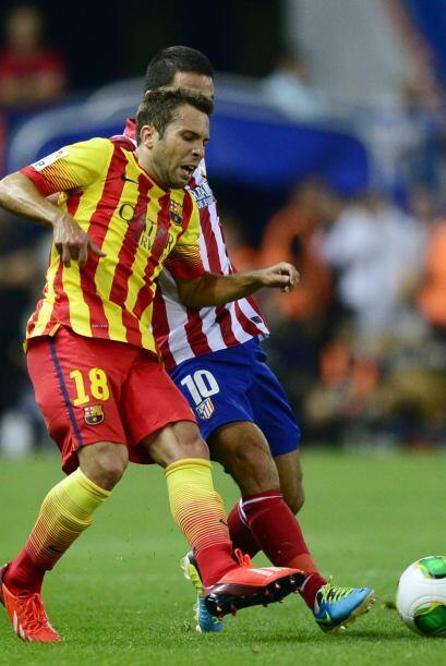 Barcelona no encontraba la fórmula para salir de su área sin tantos prob...