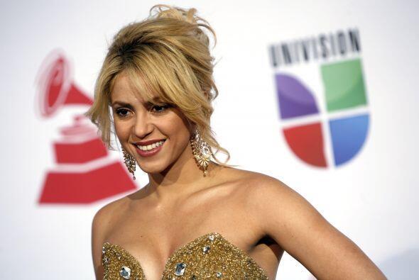 """La cantante Shakira creó su fundación """"Pies Descalzos"""", en..."""